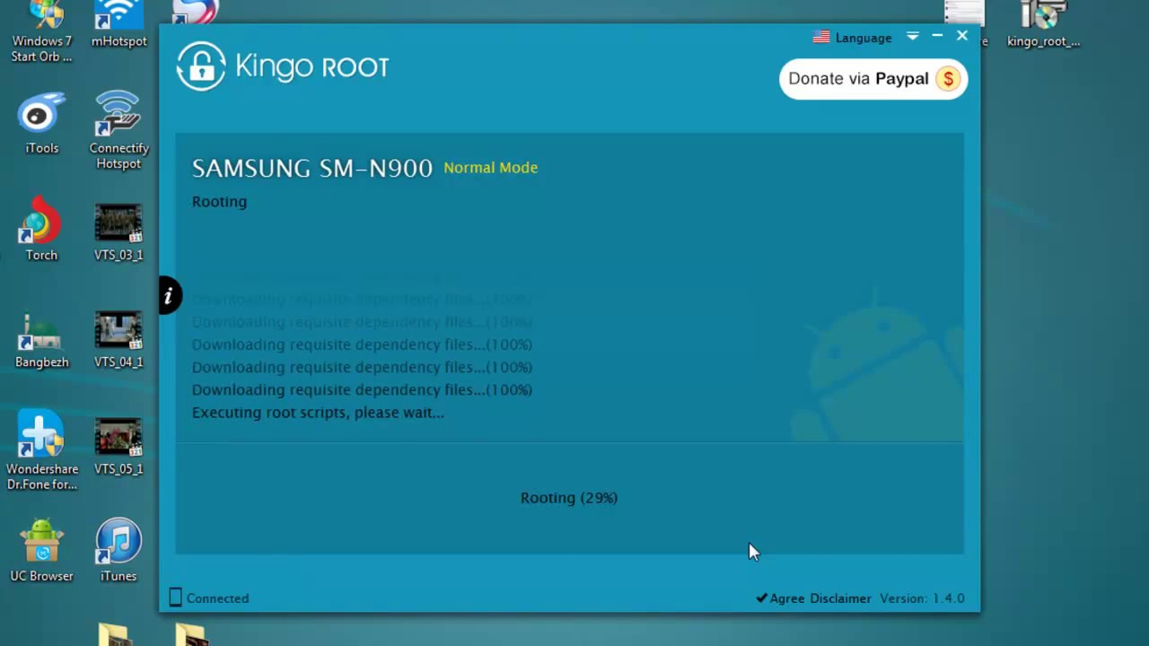 How to Root Android Phone Using Kingo ROOT For PC