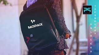 OnePlus Travel Backpack Unboxing and Review! Best Backpack