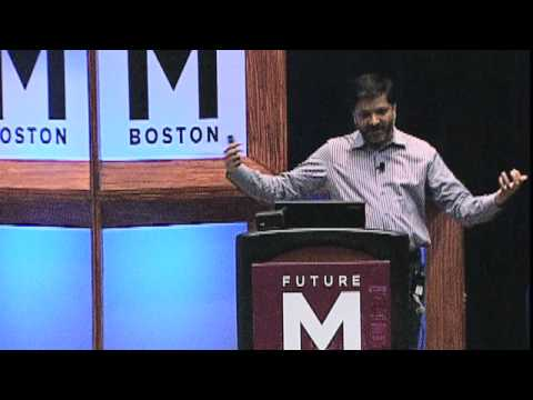 Keynote: From Madison Ave to MIT - The Tectonic Shift In Marketing Technology