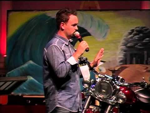 """Justin Ross. """"Championing the Fathers"""" June 21, 2015"""