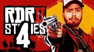 Red Dead Redemption 2 - L'ANIMALE LEGGENDARIO E LA VECCHIA PAZZA! - RDR2 STORIES EP.4