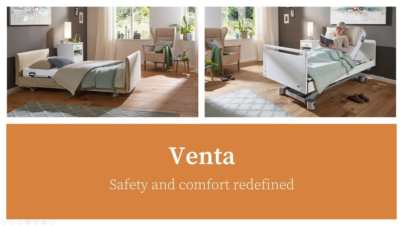 Care bed Venta - a new definition of well-being and safety ...