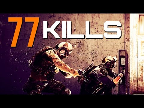Battlefield 4: 77 Kills - Locker RPK MVP  | TheBrokenMachine