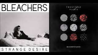 Bleachers, twenty one pilots - Rollercoaster Of The Judge (Mashup)