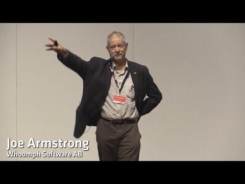 How we program multicores - Joe Armstrong