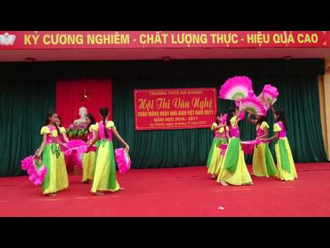 MÚA NGƯỜI THẦY NĂM XƯA (Tốp múa 6A8-K55-Trường THCS An Khánh, Hoài Đức, Hà Nội