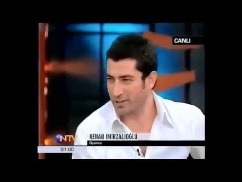 Kenan imirzalioglu NTV program 2007  (1/3)