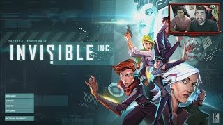 AngryJoe Plays Invisible, Inc! [Part 1]