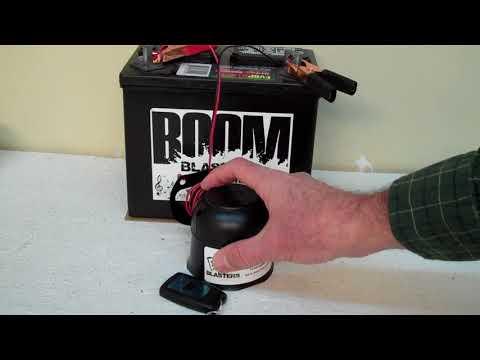 Frog Sounds Car Horn Wireless