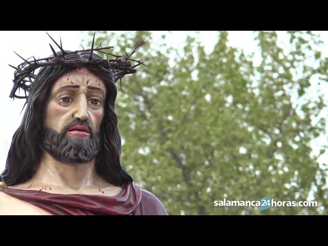 Semana Santa Salamanca 2017 | Procesión de Jesús del Vía Crucis