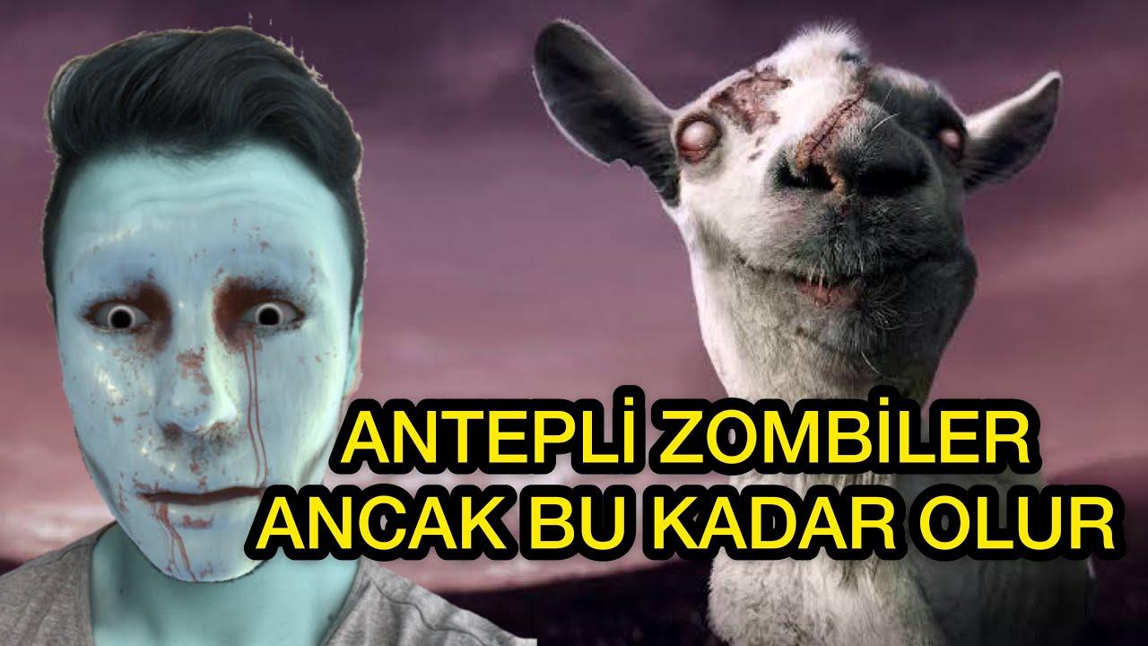 Antep'de Bir Zombi Vakası Keçi Simülatörü #5