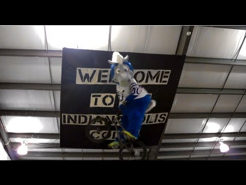 "Colts Mascot ""Blue"" 2012 NFL Draft Video"