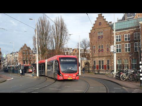 Connexxion VDL Citea Elektrisch Geleed (9750) Te Amsterdam, Museumplein