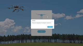 Comply seamlessly with Drone Registration Process of NPNT (No Permission No Take-off) Process - PDRL