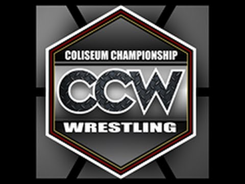 CCW Hardcore Title Billy Black vs Maxx Mizery