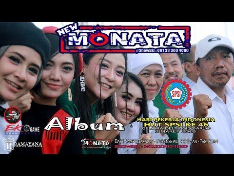 ALBUM NEW MONATA - LIVE GELORA DELTA - SIDOARJO