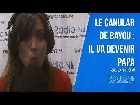 Le canular du Rico Show: Bayou va devenir Papa