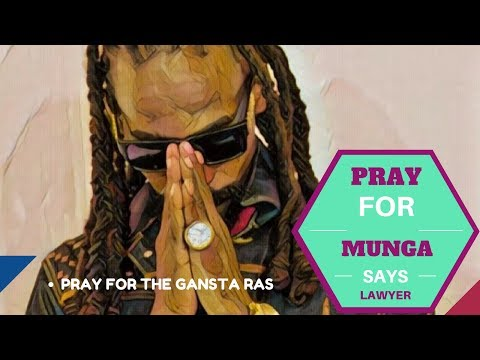 Pray for Munga:   Attorney urge fans to rally behind Deejay