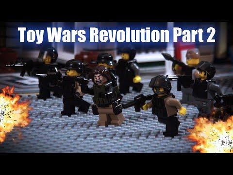 Toy Wars Revolution Part 2