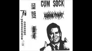 Cum Sock / Xanax Feast - Split Tape - CUM SOCK
