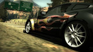 Need for Speed: Most Wanted - Ford Mustang GT Run