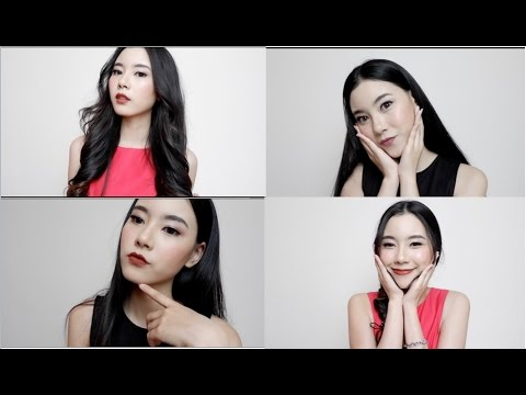 Fuji X A3 How To Makeup And Hair For Christmas 4 Styles Xa3