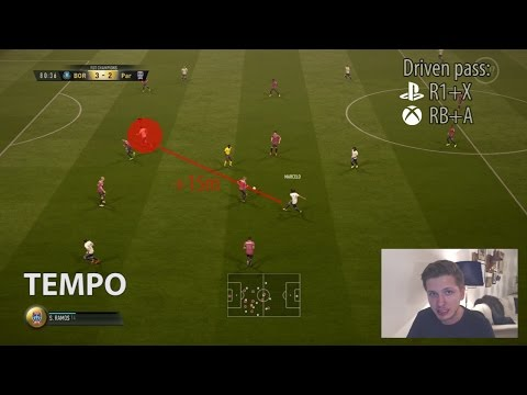 HOW TO ATTACK IN FIFA - THE GROUND RULES OF ATTACKING