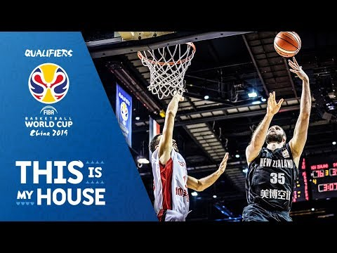 New Zealand v Syria - Full Game - FIBA Basketball World Cup 2019 - Asian Qualifiers