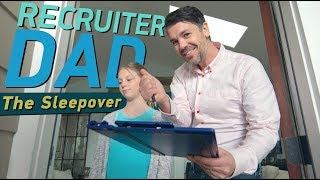 Meet Recruiter Dad: Because Recruiting is More Than a Job, It's a Lifestyle