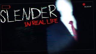 SLENDER IN REAL LIFE (2018)