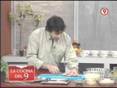 Pejerrey gratinado con repollitos a la crema 1 de 4 for Cocina 9 ariel rodriguez palacios facebook