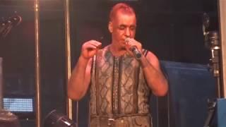Rammstein live Diamant 2019