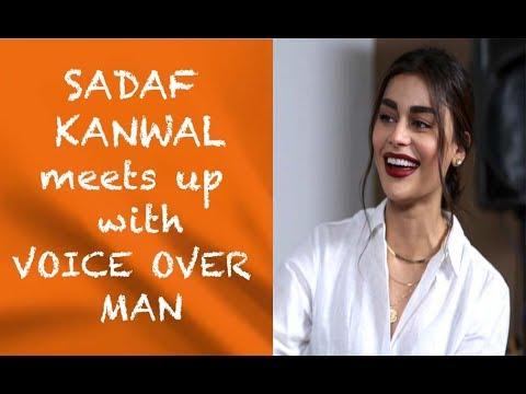 Sadaf Kanwal meets