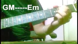 learn PICHLE SAAT DIN on guitar