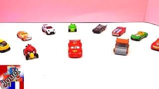 Hot Wheels Cars 2 Angry Birds et The Flintstones Review français