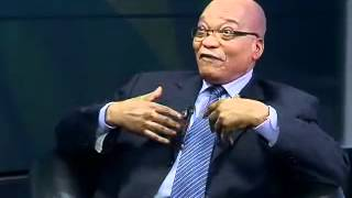 Jacob Zuma - President of South Africa - Part 1
