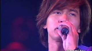 """Jerry in Concert Bangkok Fantasy with F4 """"Wo shi zhen de zhen de hen ai ni"""""""