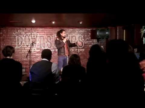 John Wood Comedy @ Downstairs at the Kings Head