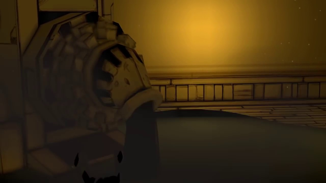 bendy and the ink machine jumpscares