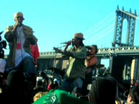 """Boot Camp Clik """"Trading Places"""" (Live @ Brooklyn Bridge Park, Brooklyn, NY)"""