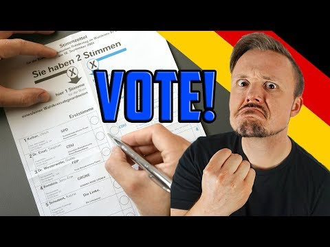 Who YOU Should VOTE For | GERMAN FEDERAL ELECTIONS 2017 | Get Germanized