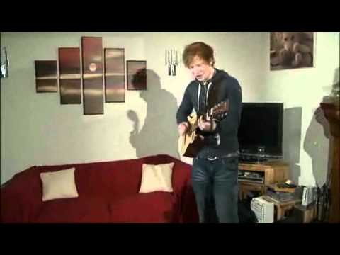 Ed Sheeran - You Need Me, I Don't Need You Live On UStream