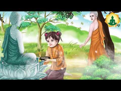 """Kể Truyện Đêm Khuya  'Cực Hay"""" Gần Mực Thì Đen Gần Đèn Thì Sáng _ Audio Truyện Phật Giáo"""