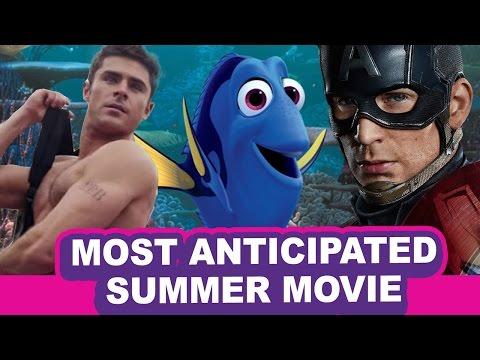 5 Most Anticipated Summer Movies 2016 (Debatable)
