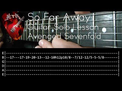 So Far Away Chords And Lyrics смотреть видео, скачать на ios и android