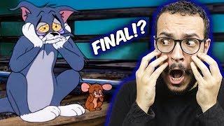 O POLÊMICO final de TOM e JERRY! - EXPLICAÇÃO