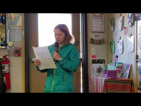 National School Choice Week 2018 Moab Charter School 6th grade