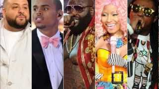 DJ Khaled Ft. Chris Brown, Rick Ross, Nicki Minaj & Lil Wayne - Take It To The Head (CLEAN VERSION)