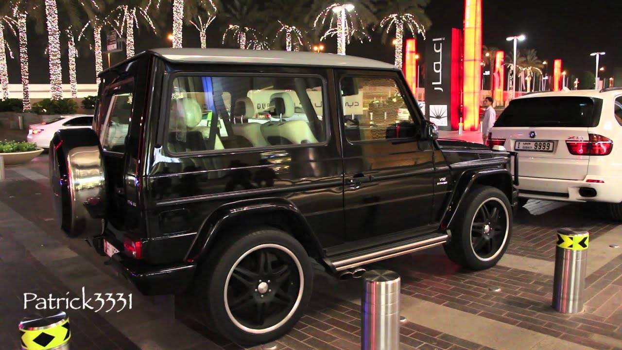 Fake G65 Amg 2 Door See Interior G55 Kompressor Youtube