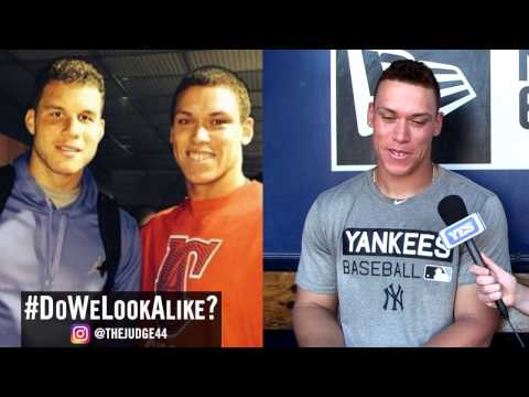 Blake Griffin, Derek Jeter & more with Aaron Judge - YES or No